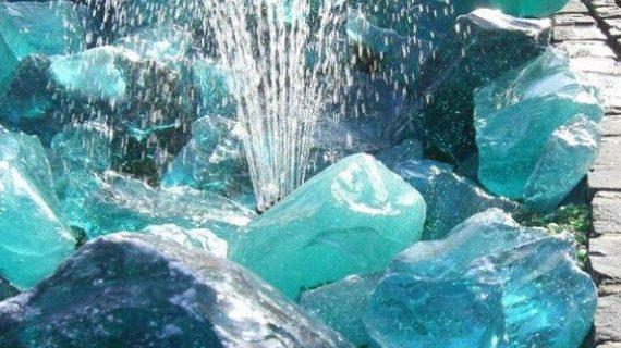 Rocas de cristal